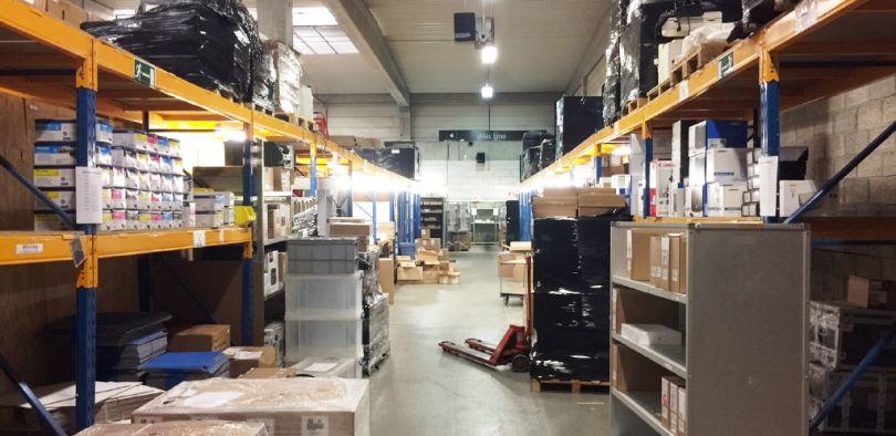 Industrie & Logistiek te koop Sint Agatha Berchem