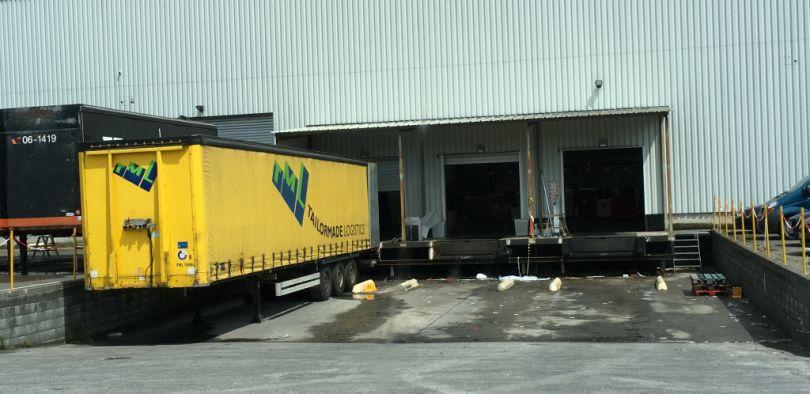 Industrie & Logistiek te huur Ghlin