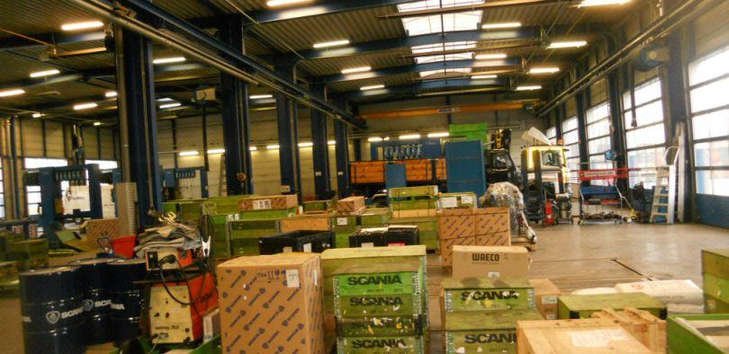 Industriel & Logistique à louer à Mechelen