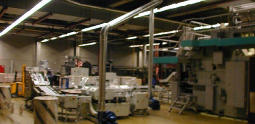 Industrial & Logistics to let Fleurus