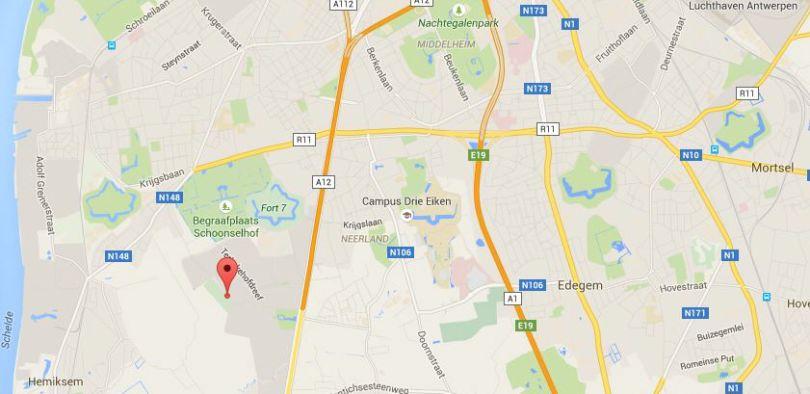 Office to let Wilrijk