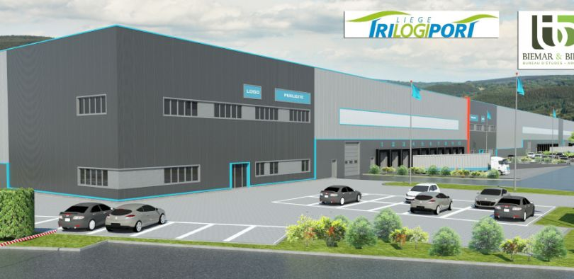 Industrial & Logistics to let Oupeye