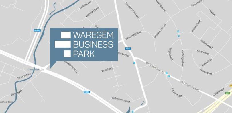 Office to let Waregem