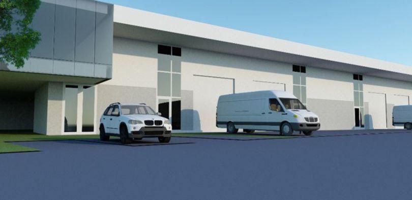 Industrial & Logistics to let Grimbergen