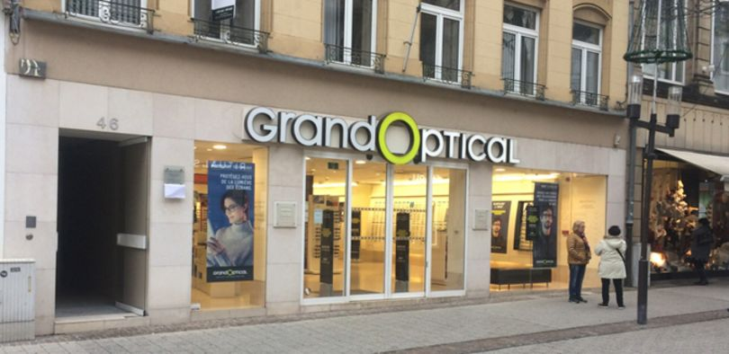 Retail to let Luxembourg