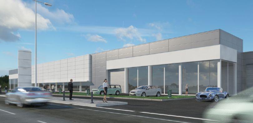 Industrial & Logistics to let Anderlecht