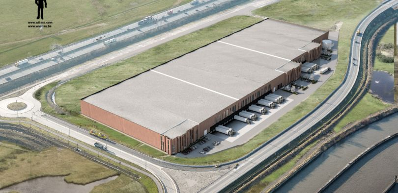 Industrial & Logistics to let Zwijnaarde