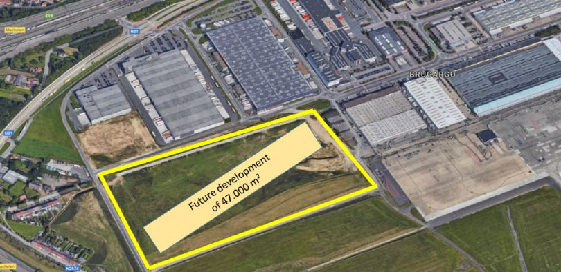 Industrial & Logistics to let Diegem