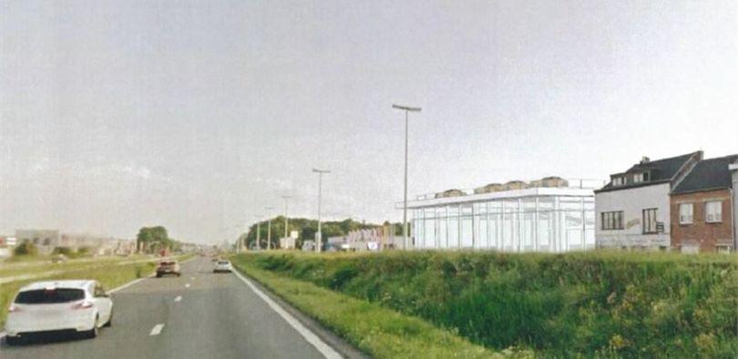 Industriel & Logistique à louer à Wilrijk