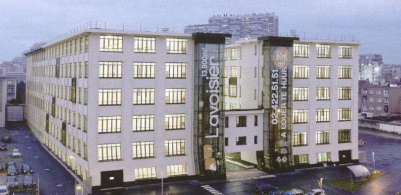 Bureau à louer à Molenbeek