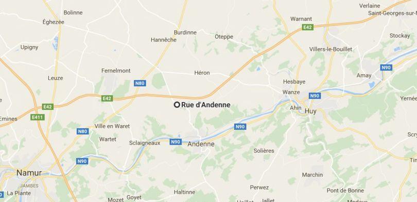 Industrie & Logistiek te koop Andenne
