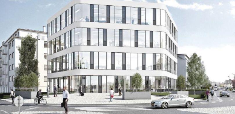 Office to let Strassen