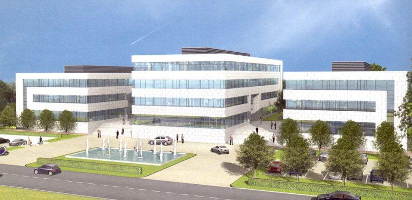 Office to let Groot-Bijgaarden