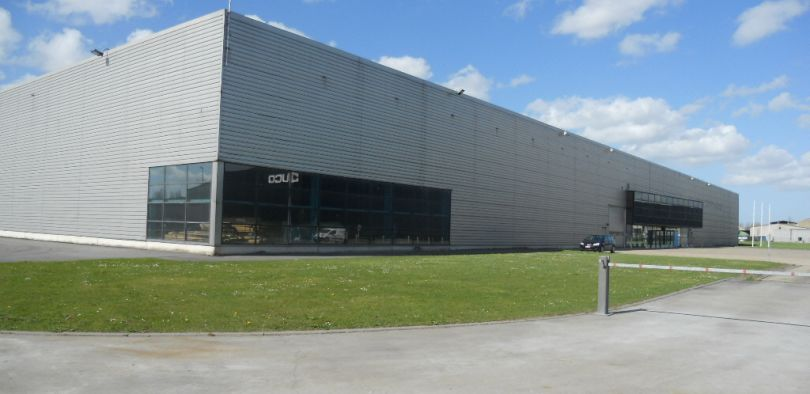 Industriel & Logistique à louer à Veurne