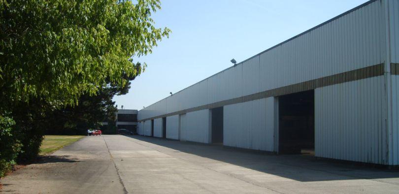 Industriel & Logistique à louer à Lokeren