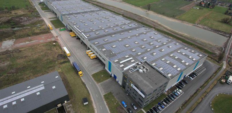Industrie & Logistiek te huur Gent