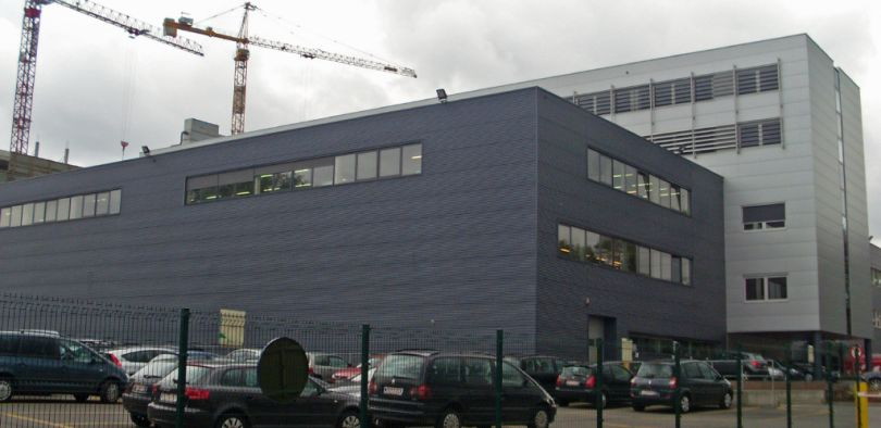 Office to let Berchem Sainte Agathe