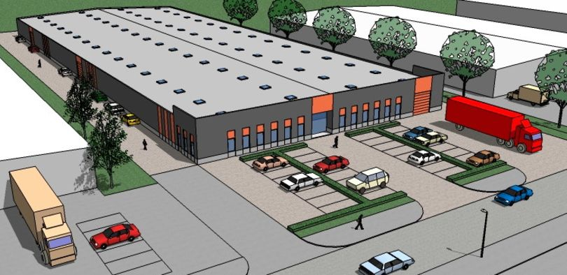 Industrial & Logistics to let Jumet