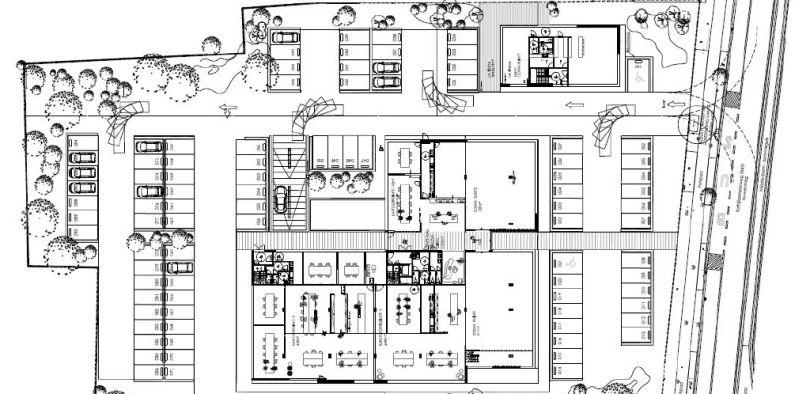 Office to let Sint-Martens-Latem