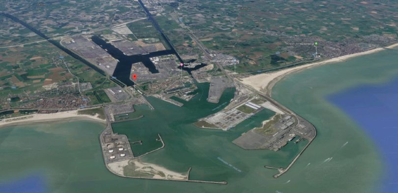 Industrial & Logistics to let Dudzele