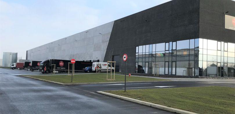 Industriel & Logistique à louer à Milmort
