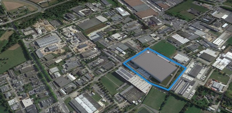 Industrial & Logistics to let Nivelles