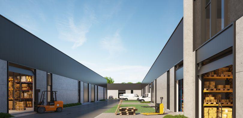 Industriel & Logistique à vendre à Machelen