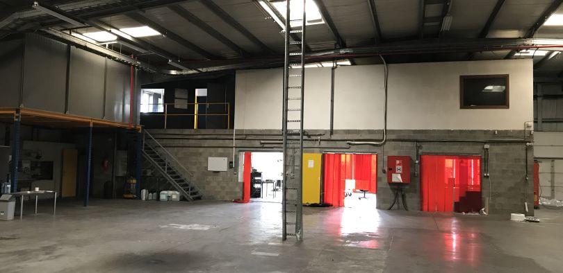 Industrial & Logistics for sale Nivelles
