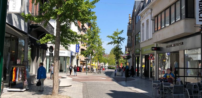 Retail for sale Roeselare