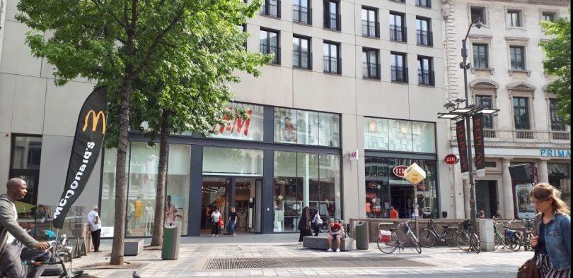 Commerce à louer à Anvers