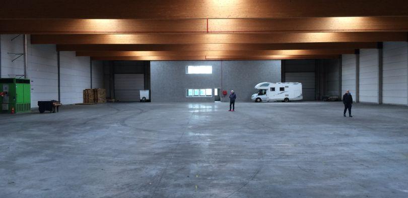 Industrie & Logistiek te huur Nazareth