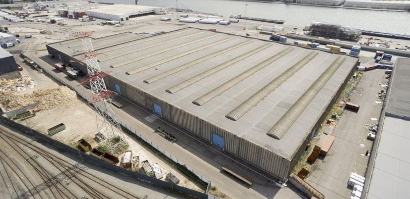 Industriel & Logistique à louer à Anvers