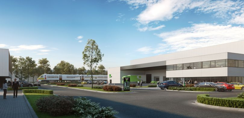 Industrial & Logistics for sale Wavre