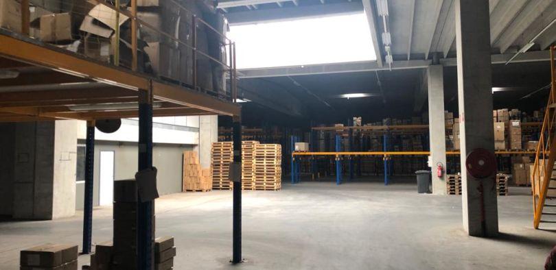 Industrie & Logistiek te huur Ronse