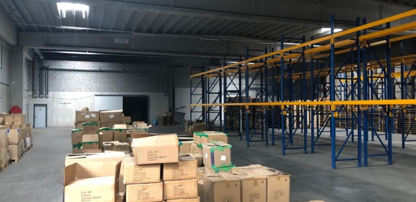 Industrial & Logistics to let Ronse