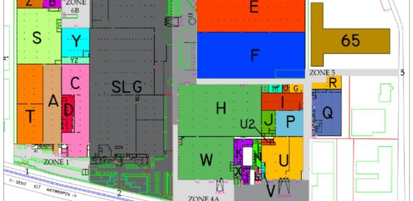 Industriel & Logistique à louer à Sint-Niklaas