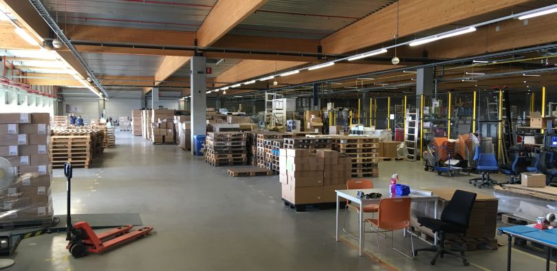 Industrial & Logistics to let Herentals