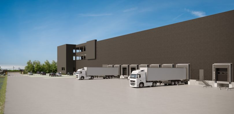 Industrial & Logistics to let Beersel