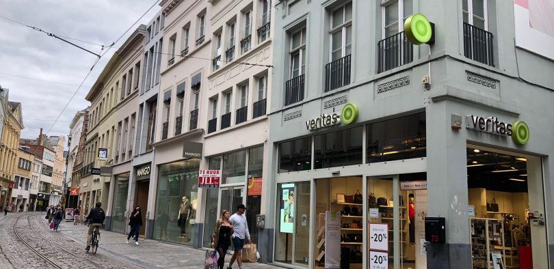 Winkel te huur Gent