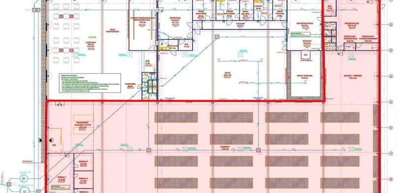 Industrie & Logistiek te huur Rhisnes