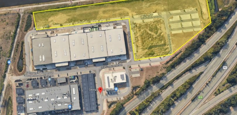 Industrial & Logistics for sale Drogenbos