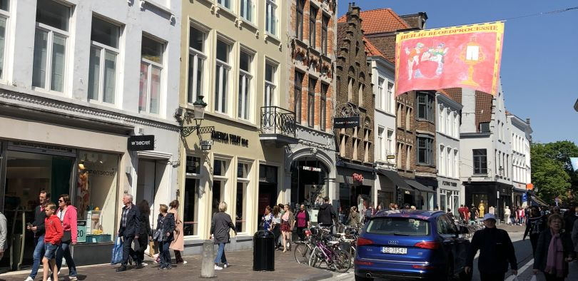 Commerce à louer à Brugge