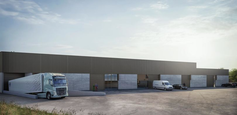 Industrial & Logistics for sale Kortrijk