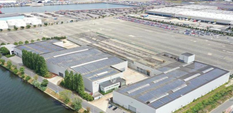 Industrial & Logistics for sale Gent
