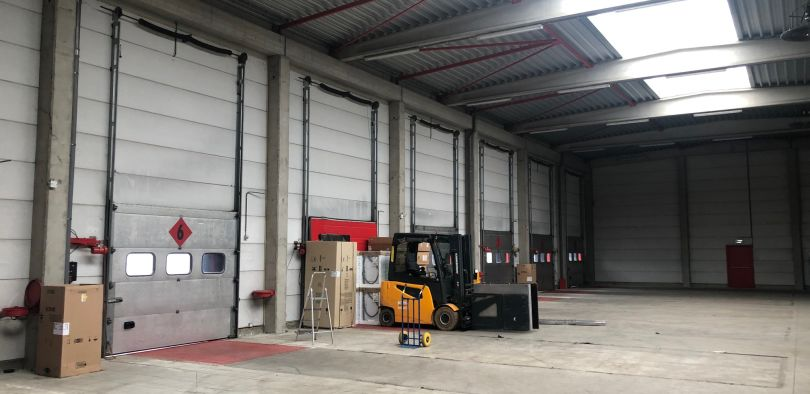 Industrial & Logistics to let Londerzeel
