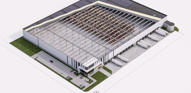 Industriel & Logistique à louer à Evergem