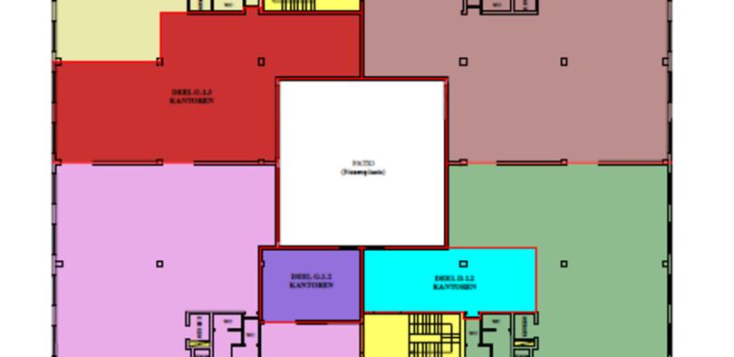 Bureau à vendre à Zaventem