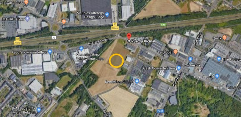 Industrial & Logistics for sale Alleur