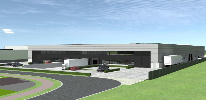 Industrial & Logistics to let Zele