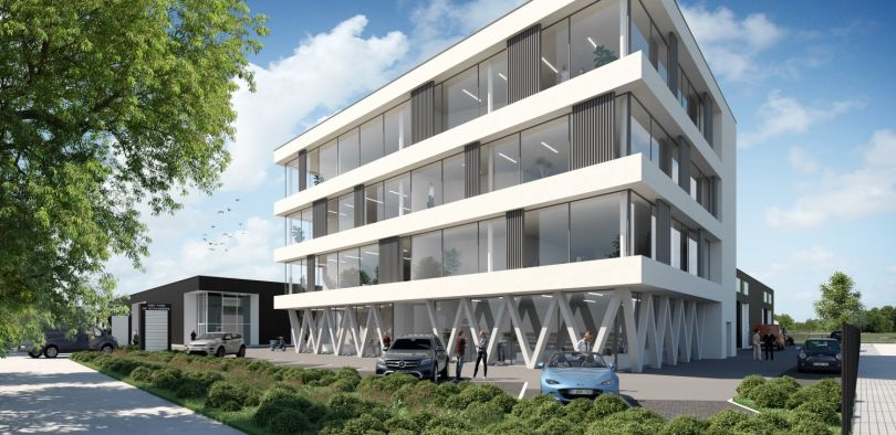 Office to let Beveren